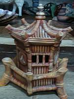 Керамическая пагода большая