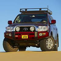 Передний бампер ARB Sahara Toyota LC200
