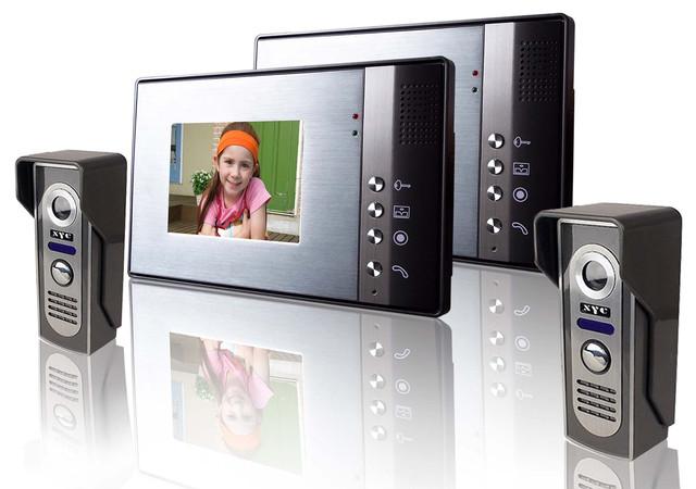 Видеодомофоны