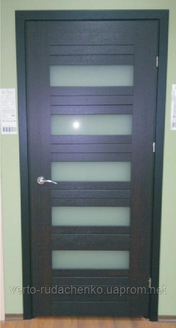 Двери Verto Лада 4.5 цвет Венге «Резист»