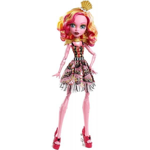 Кукла Гулиопа серии Монстро-цирк Monster High