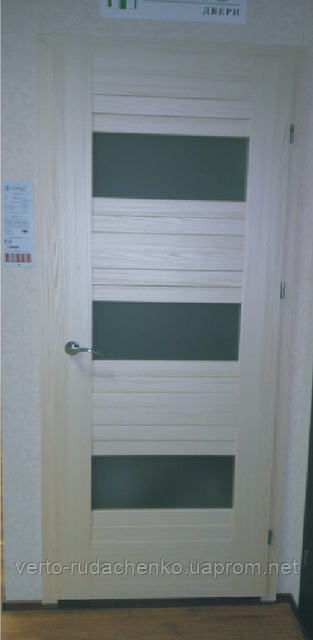 Двери Verto Лада 6.3 цвет Ясень «Резист»