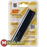 USB-хаб Defender Quadro Promt 4xUSB 2.0, фото 1