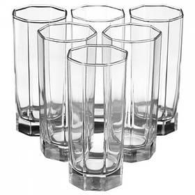 Набор стаканов 6 шт Luminarc Octime 330 мл высокие 9811 LUM SP