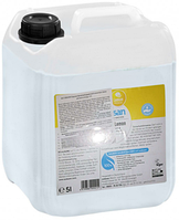 Органическое жидкое средство-концентрат для мытья посуды Sodasan Лимон, 5 л