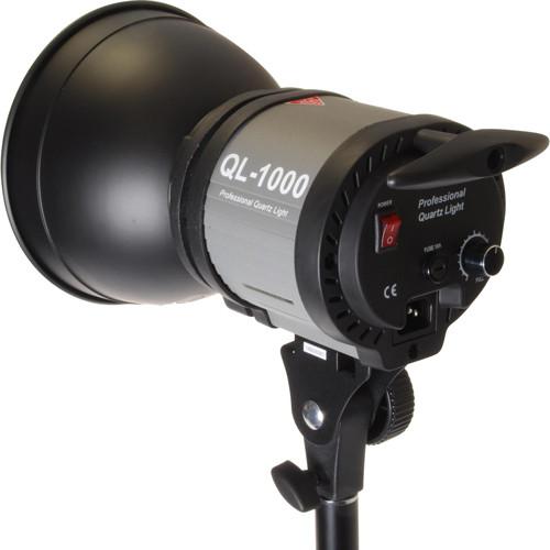 """Студийный свет галогенный осветитель Godox QL-1000 - Интернет-магазин """"Ценовал"""" в Львове"""