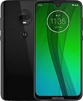 "Смартфон Motorola XT1962-6 Moto G7 4/64GB Dual Sim Ceramic Black; 6.2"" (2270х1080) IPS / Qualcomm Snapdragon 632 / ОЗУ 4 ГБ / 64 ГБ встроенной +"