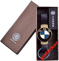 Зажигалка-брелок электронная USB с зарядкой BMW