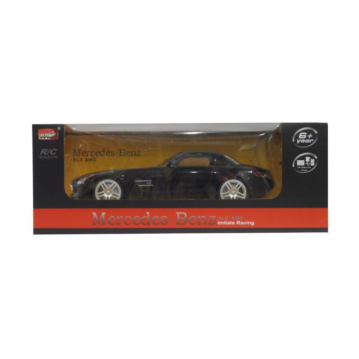 Автомодель на управлении Mercedes-Benz SLS AMG (1:14) (в ассорт.) 2024 ТМ: MZ