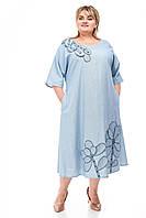 Платье,большие размеры от 60 до 66