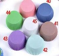 Бумажные формы для кексов (5 х 3 см.) арт. 850-16С111