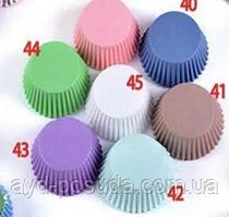 Бумажные формы для кексов (5 х 3.5 см.) арт. 850-16С122