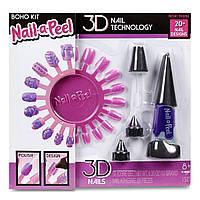 Набор для нейл-арт мастера Nail-A-Peel Стиль Бохо 551102 ТМ: Nail-a-Peel