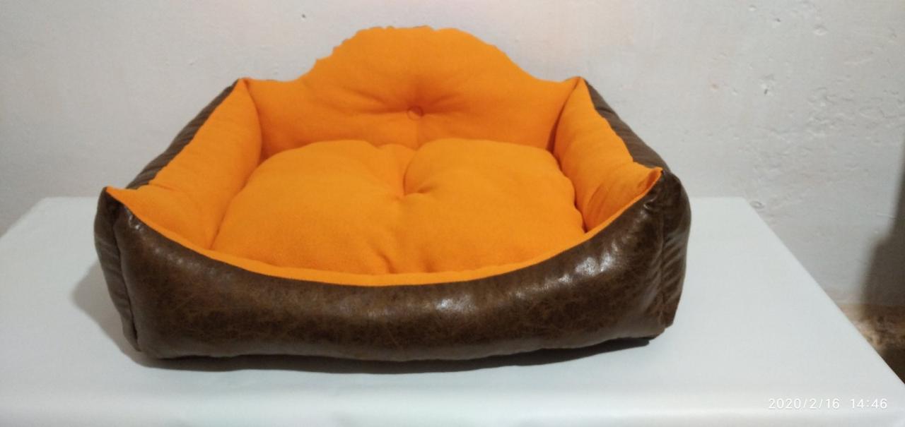 Лежак для котов и собак  (70 х 60 см.) Готовые дизайнерские решения.