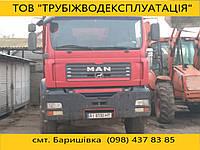 Оренда автомобіля MAN, модель TGA 33.360BB, тип самоскид–с