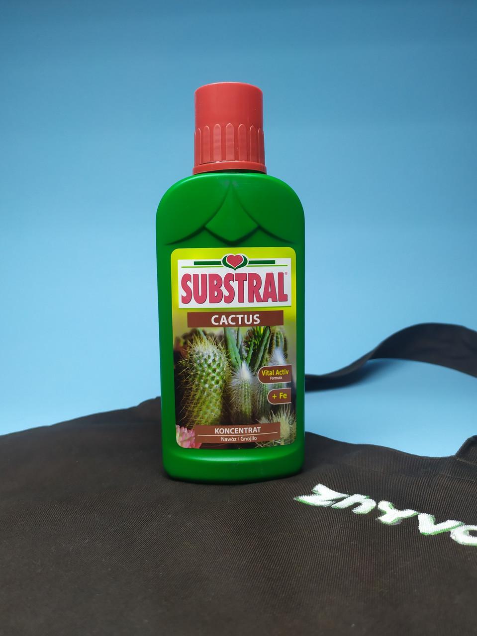 Добриво Substral Scotts для кактусів 250мл