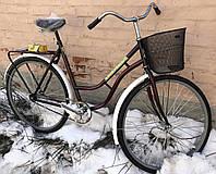 Велосипед городской дорожный женский Ретро 28 Харьков Украина