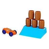 Набор препятствие и машинка Nerf Nitro Barrel Knockout E0153_E2538 ТМ: Nerf