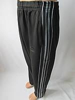 Мужские спортивные штаны из трикотажа с карманами., фото 1