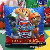 24970-1 Леди Баг подушка детская декоративная размер 38*38 см тм Копиця