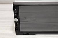 Автомагнитола 2Din Pioneer 7012 с экраном 7 дюймов. (большая магнитола Пионер 2 Дин) + ПОДАРОК!, фото 4