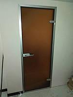 Двері в алюмінієвій рамі