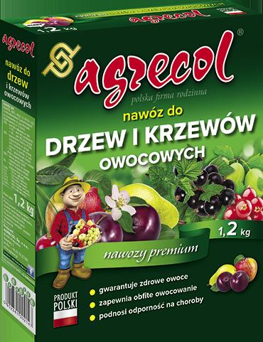 Удобрение Агрекол для фруктовых дереьев и кустов 1,2кг