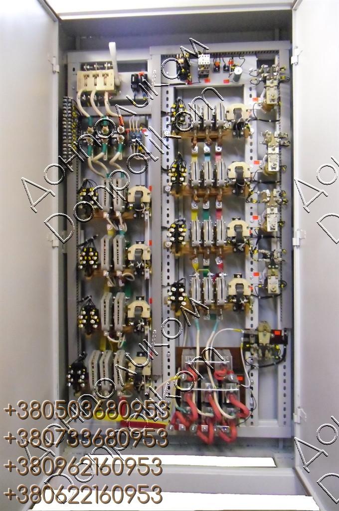 ТСД-250 (ИРАК 656.231.004-01) панели для механизмов подъема кранов