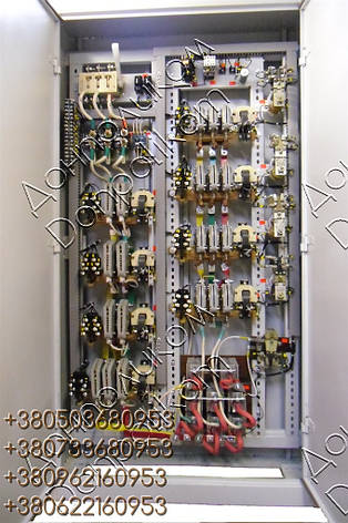 ТСД-250 (ИРАК 656.231.004-01) панели для механизмов подъема кранов, фото 2