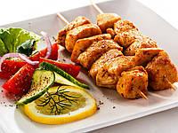 Шашлык на природе. Как приготовить шашлык из курицы с соевым соусом