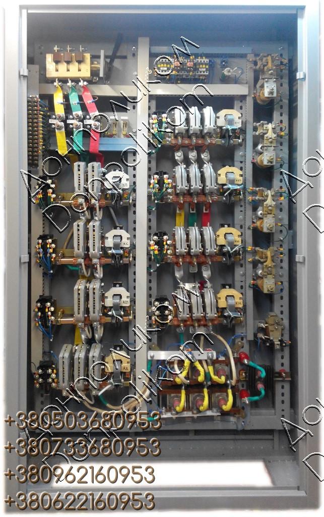 ТСД-250 (ИРАК 656.231.004-02) панели крановые с динамическим торможением