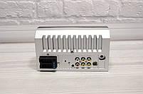 Автомагнитола Pioneer 7018B Bluetooth 2 DIN с 2 пультами(обычный и на руль)(Пионер) Короткая база + ПОДАРОК, фото 4