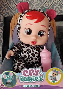 Кукла-плакса Cry Baby Код BL-01