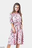 Стильное платье   (размеры 48-56) 0232-44, фото 2