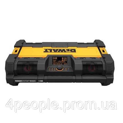 Зарядное устройство-радиоприемник AM/FM DeWALT DWST1-75659, фото 2