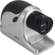 Аппарат для заточки ножей, ножниц, инструмента AEG 5572 MSS. Электроточилка