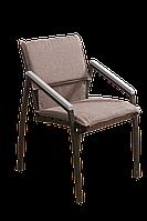 "Кресло для кафе Микс-Лайн ""Парма"" Серый, фото 1"
