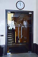 Маятникові двері