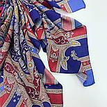 Арагонский 1277-14, платок из вискозы с подрубкой, фото 5