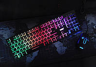 Игровой набор (Клавиатура, мышь, коврик)