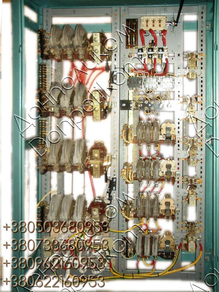 ТСД-400 (3ТД.605.826.1) крановые панели для механизмов подъема