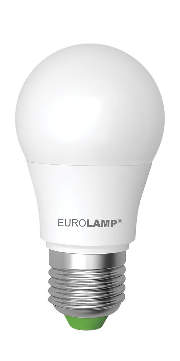 LED Лампа EUROLAMP EKO A50 7W E27 4000K