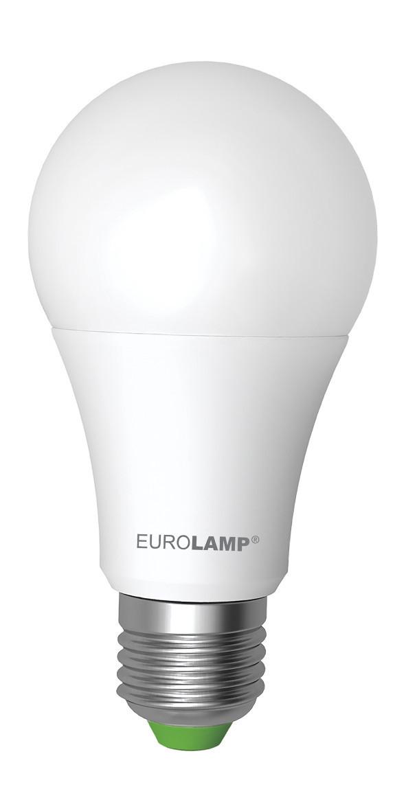 LED Лампа EUROLAMP EKO A60 12W E27 3000K