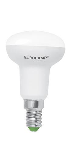 LED Лампа EUROLAMP EKO R50 6W E14 4000K, фото 2