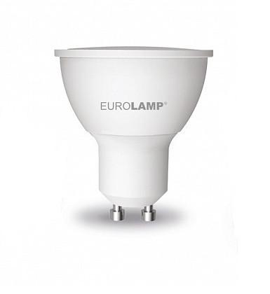 LED Лампа EUROLAMP EKO SMD 5W GU10 4000K
