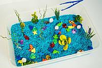 Сенсорна коробка тема Море з контейнером