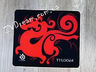 Коврик для мыши SteelSeries Red Dragon, фото 1