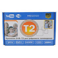 Цифровой тюнер Т2 цифровой DVB-т2 ресивер Внешний тюнер USB HDMI двб т2