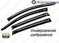 Ветровики Mercedes-Benz M-Class (1998-2004) (SIM)