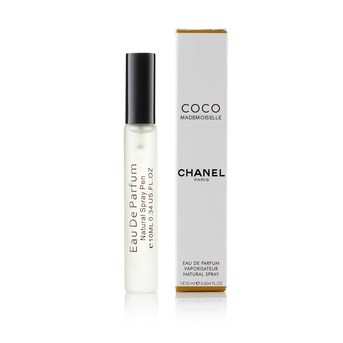 10 мл мини парфюм спрей ручка Coco Mademoiselle -(Ж) Д- 16